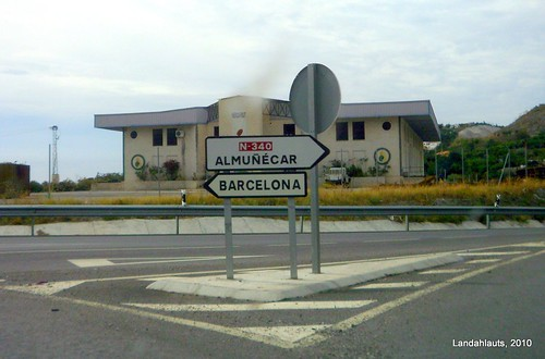 Del Sur a Catalunya....