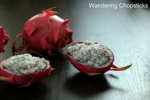 Dragon Fruit Granita 1