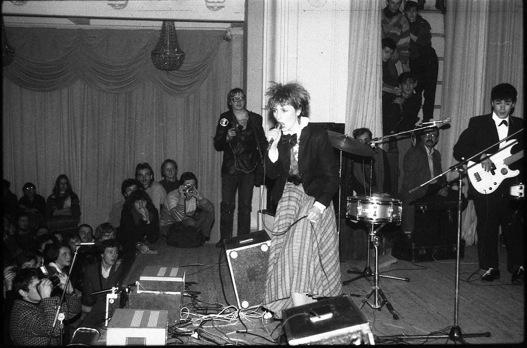 группа БРАВО/ Курчатник Москва 1985/6