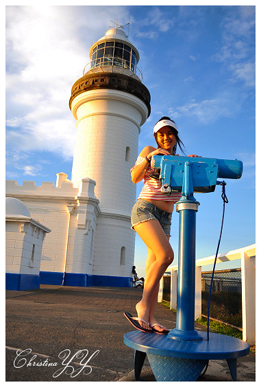 Byron Bay: The Cape Byron Lighthouse
