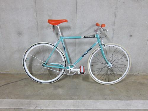 BIanchi Pista 09 Model