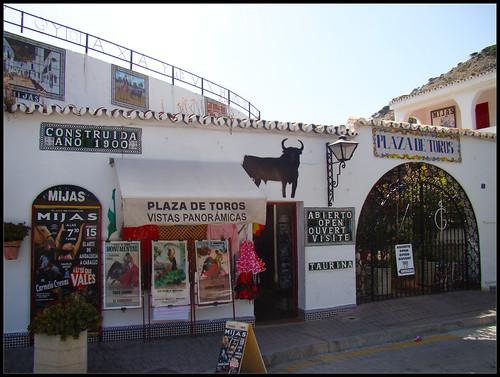 Plaza de Toros de Mijas