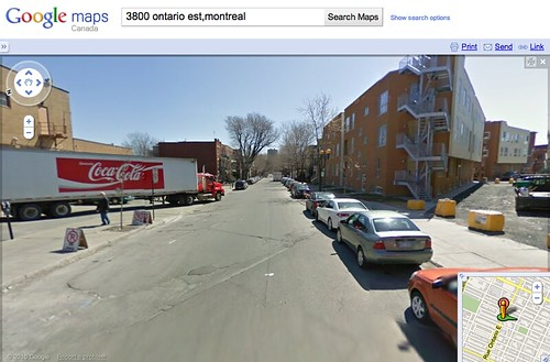 Coke vs Pepsi on Google Maps