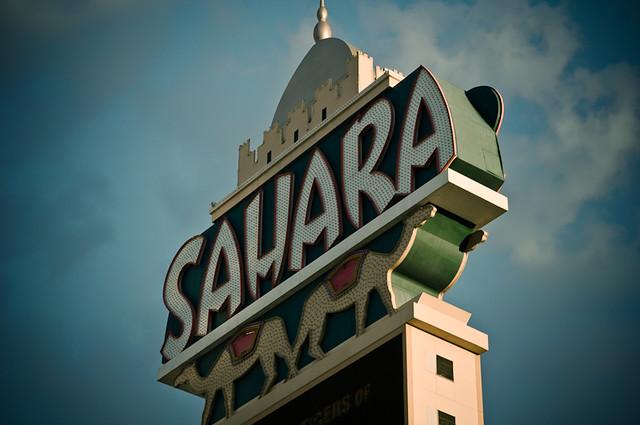 Sahara Casino @ Las Vegas