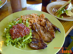 mexicalle (Sarah Altamimi) Tags: food chicken sarah mexican meal