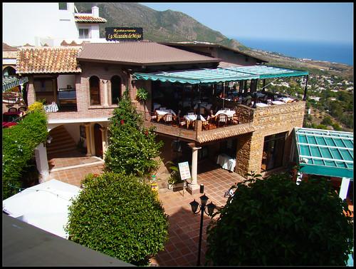 Restaurante La Alcazaba de Mijas