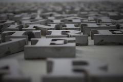 Woooords (Gerardography) Tags: canon mexico 50mm words dof centro guadalajara f18 18 letras profundidaddecampo 500d t1i