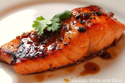 Image result for broiled salmon