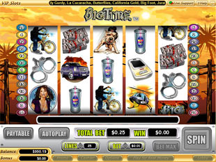 Big Time slot game online review
