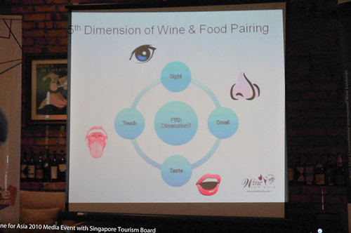wine for asia 2010 - dimensions of sense