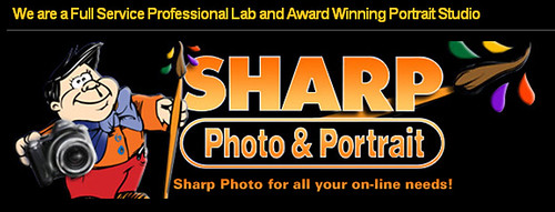 Sharp Photo & Portrait / The Film Photfgraphy Podcast - Ektar Processing Giveaway 2010!