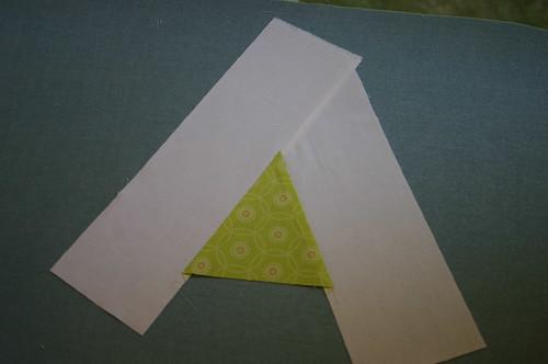 D C Quilt - step 3