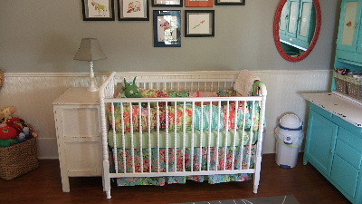KUE61st: Nesting on Steroids & the Nursery