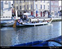 Aveiro 04 (miguel m2010) Tags: city portugal water river boat agua barco ria averio moliceiro mygearandmepremium mygearandmebronze mygearandmesilver