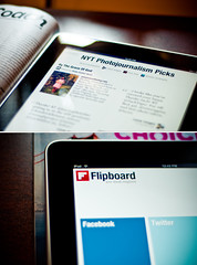 Morning with Flipboard