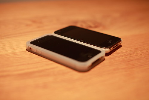 iPhone4 and iPhone3Gs
