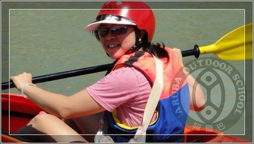 20101002碧潭獨木舟體驗34
