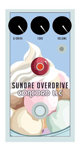 Concord LLC Sundae Overdrive