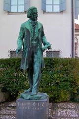 Josip Juri, Maribor (tm-tm) Tags: statue slovenia slovenija balkans statuary maribor josipjuri
