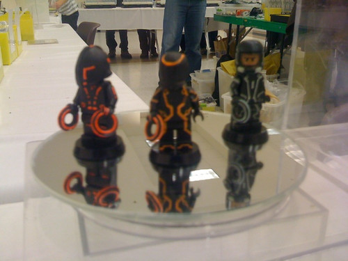 Catsy's TRON figs