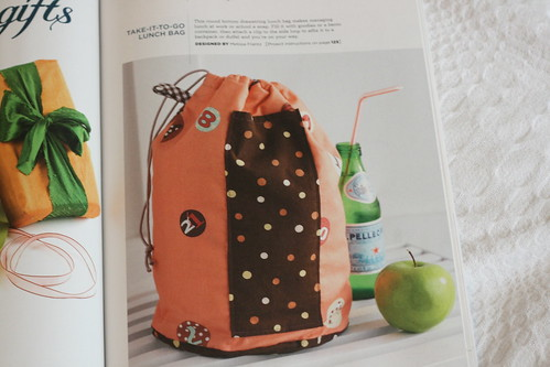 Take-it-to-Go Lunch Bag