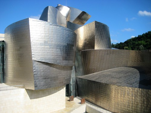 Guggenheim in Bilbao Spain
