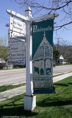 Peninsula Ohio