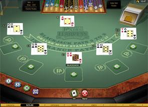 Perfect Pairs European Blackjack Gold