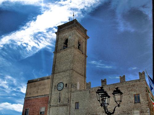 Potenza Picena by Enrico Pighetti, on Flickr