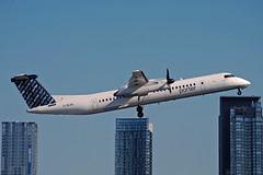 C-GLQL (Porter Airlines) (Steelhead 2010) Tags: dash8 bombardier dhc8 creg porterairlines