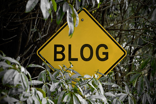 Caution: Blog Ahead