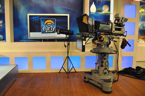 New York City Travel: Be on CBS's The Early Show