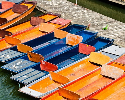 The Thames by Stephanie Fysh