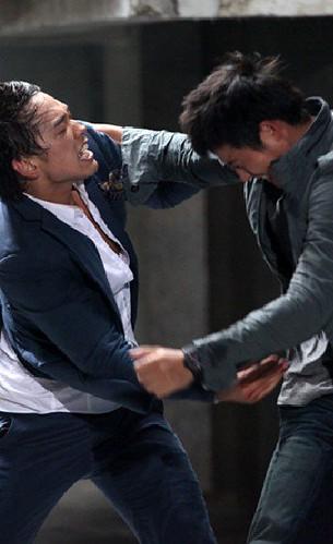 Rain & Lee Jung Jin