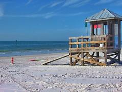 Florida Beach 1 (johnny51766) Tags: ocean life sky usa beach bay florida watch guard gettygermanyq3 gettygermanyq4