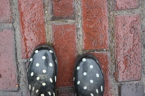 Rain Rain Rain ...boots