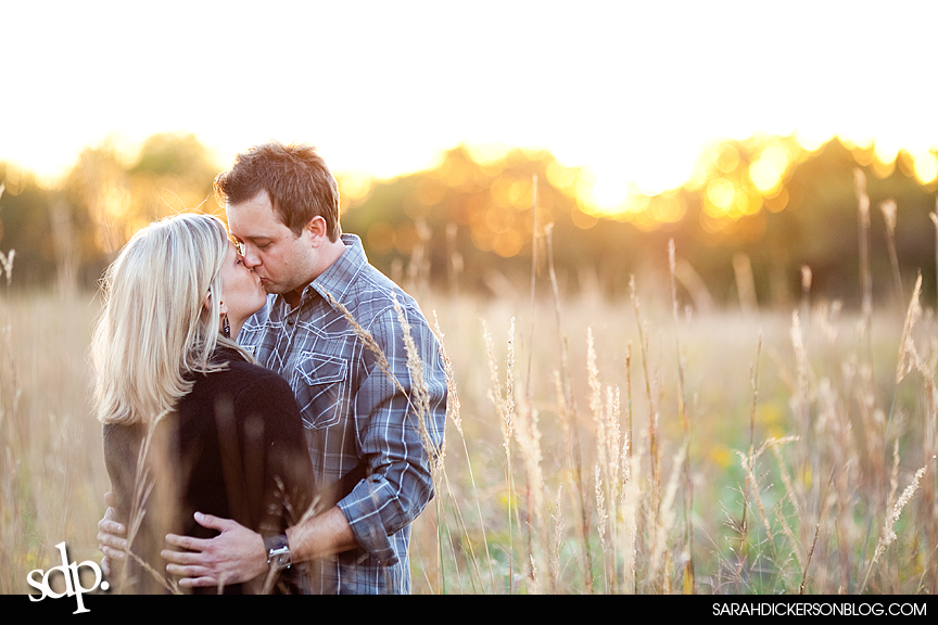 Lawrence Kansas engagement photos