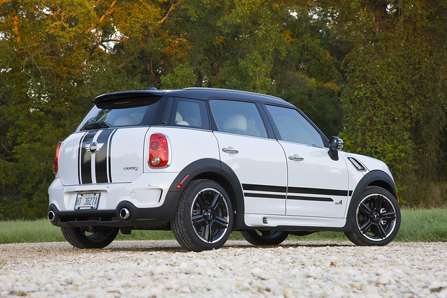 Countryman Cooper S ALL4 25