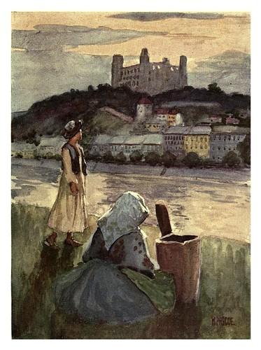 003-Castillo de Maria Teresa en Pozcony-Hungary and the Hungarians 1908- Bovill W.B Forster