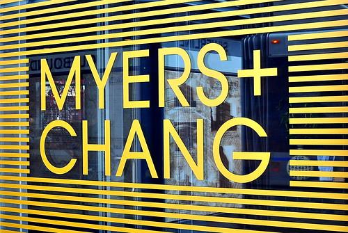 Myers + Chang - Boston