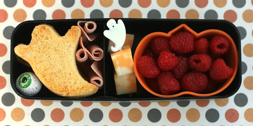 ghostly bento boo!