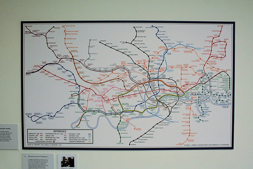 The modern network in a pre-Becks layout