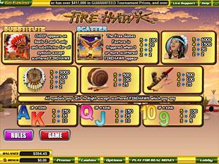 free Fire Hawk slot mini symbol