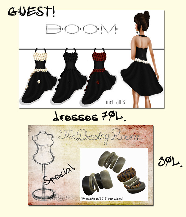 The Dressing Room NEW COLLECTION!