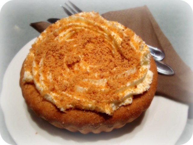 Vanilla Custard Pastry