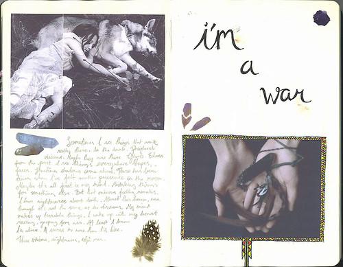i'm a war