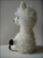 Sherwin the Alpaca