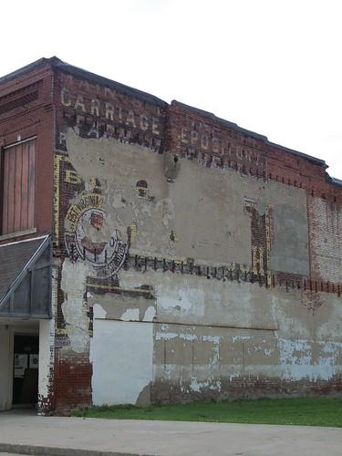Abingdon Ghost signs