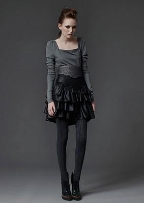 Moda mujer otoño-invierno 2010-2011, ropa para mujer de Stella Nova