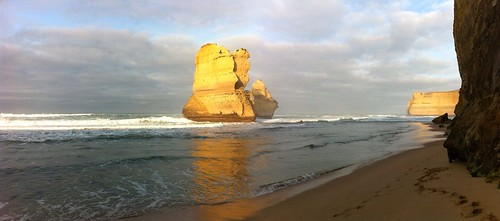 Sunrise at the 12 Apostles